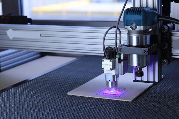 Vantaggi delle macchine di marcatura laser competitività